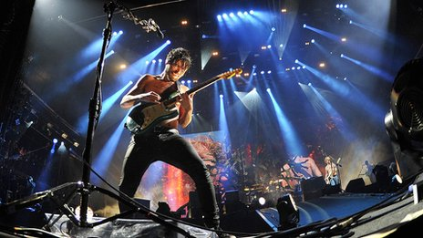 biffy clyro reading