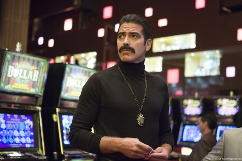 Move over Danny Ocean, there's a new casino heist master in town