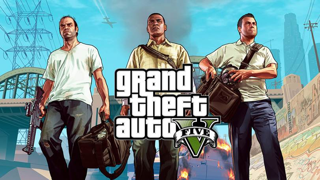GTA V: More than just a game?