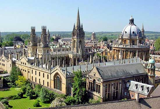 University of Oxford - England