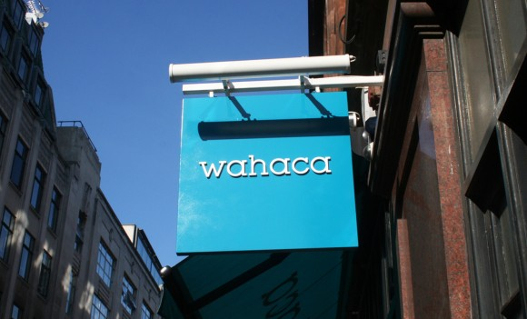 Wahaca: London's new hot Mexican eatery