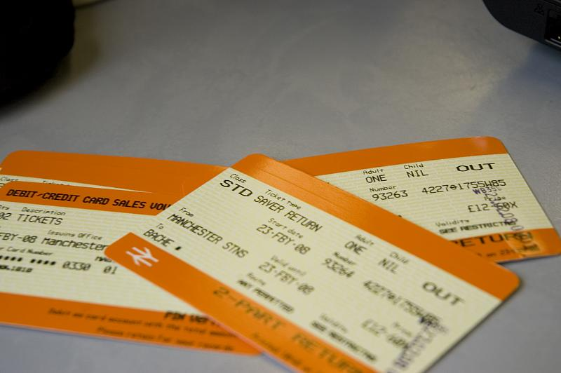 Train Travel Tickets Cheap