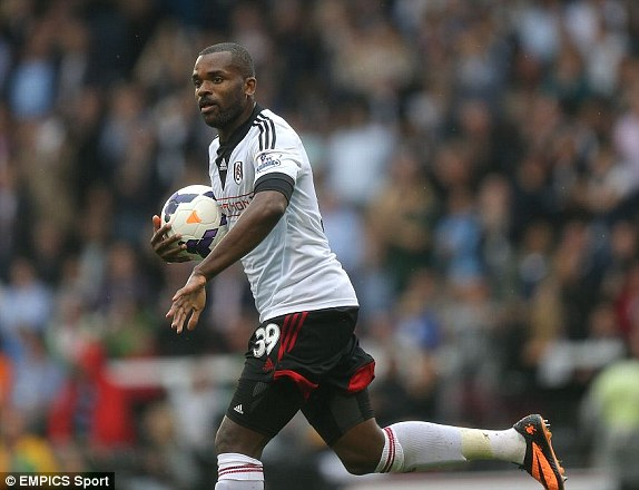 Darren Bent was the difference for Fulham
