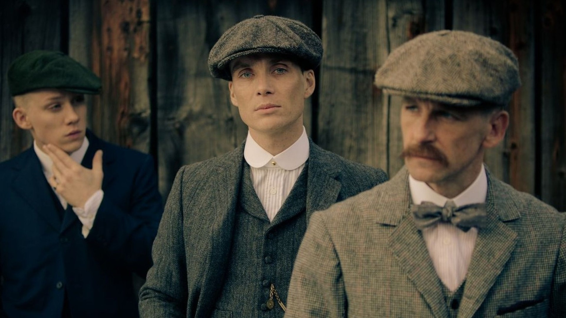 The Shelbys of the Peaky Blinders