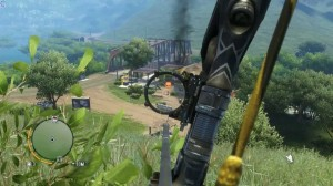 Far Cry 3 allows you to sneakily attack enemy bases...