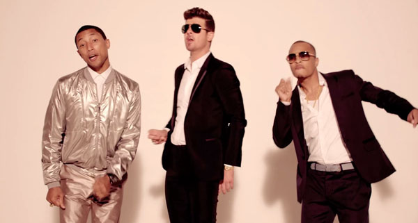 Why Robin Thicke's Performance On The X Factor Made Me Want To Throw Up: a.k.a the Blurred Lines Problem