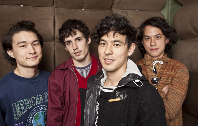Music Review: Last Dinosaurs