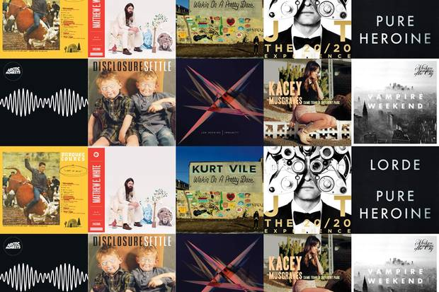 Top 20 Albums of 2013 (20-11)