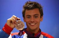 Tom Daley admits he has a boyfriend via YouTube
