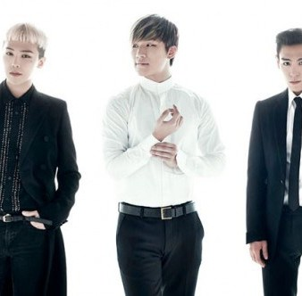 South Korean Quintet BigBang.