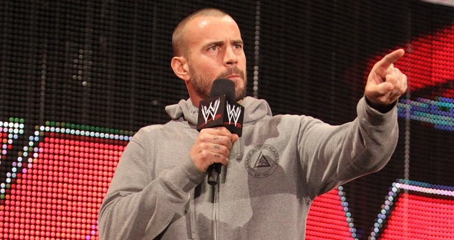 Punk has been left angry by unfair WWE booking.