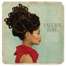 valerie june - pushin against a stone album cover