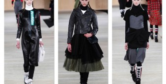 3 looks from the show