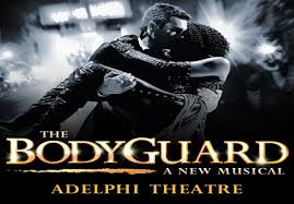 Bodyguard: The Musical at Adelphi Theatre, London