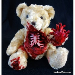 Bloody Valentine's Undead Ted