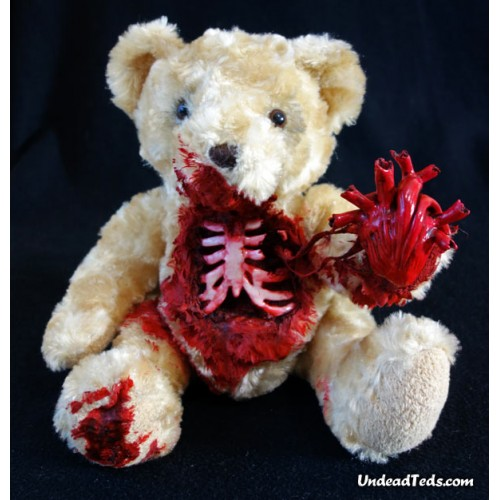 Romanttic? Bloody Valentine's Undead Ted