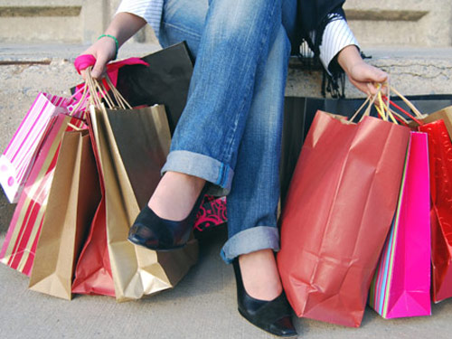 Does this look like you after a shopping trip? Maybe you should listen to this article!