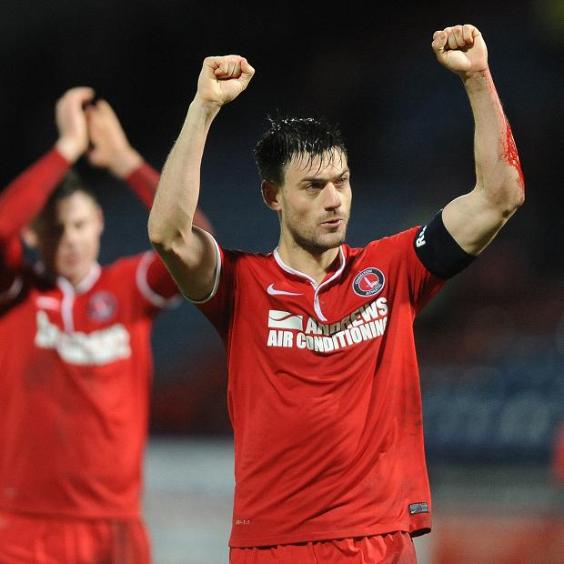 Johnnie Jackson has been fantastic for Charlton this season, leading from the front all season and scoring crucial goals at crucial times.