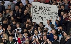Have Newcastle United given up for the season?