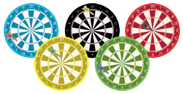 Olympic Target: The demand for Darts in the Olympics is greater than ever
