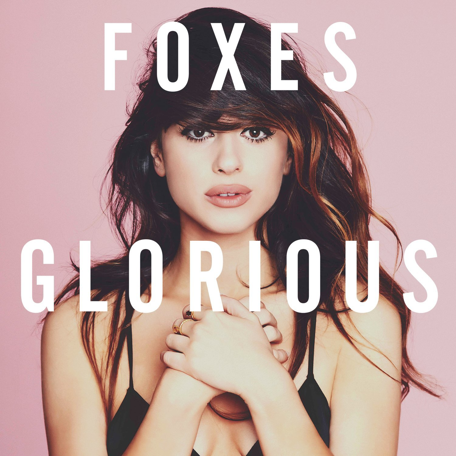 Foxes Glorious Album Artwork