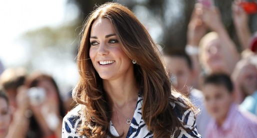 Kate Middleton's derriere is private; understood?