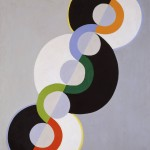 Endless Rhythm 1934 by Robert Delaunay 1885-1941
