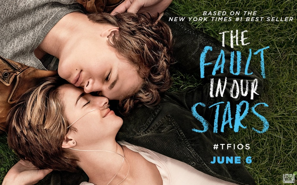 Shailene Woodley and Ansel Elgort portray Hazel-Grace Lancaster and Augustus Waters, two star-crossed lovers.