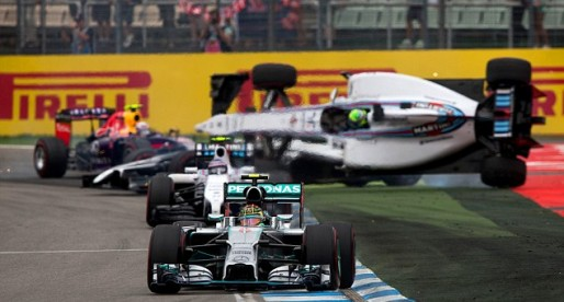 Hockenheim is home for Rosberg