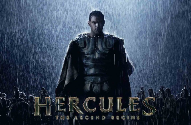 Sponsored video – The Legend of Hercules – how it all began