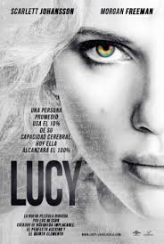 Lucy Film Poster