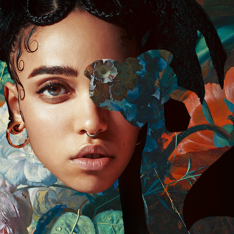 FKA twigs-the new face of R&B