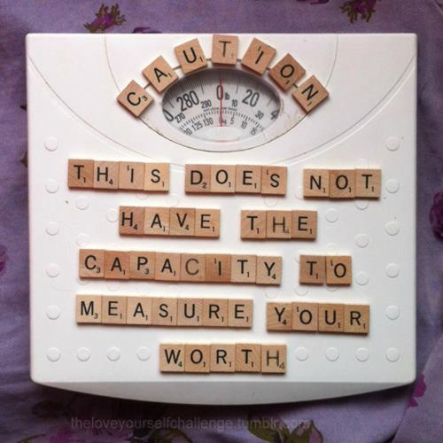 body shaming scales