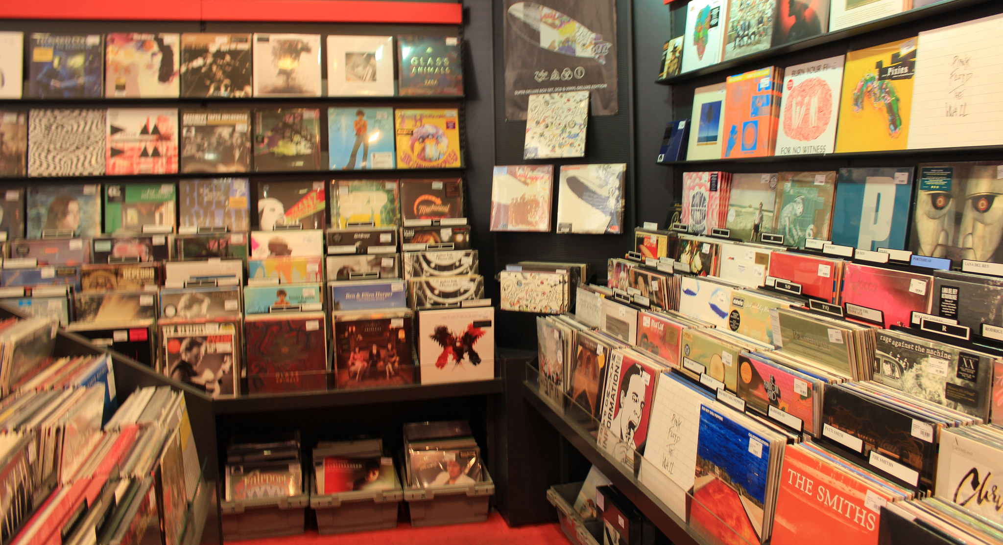 Urban Outfitters take title of world's biggest seller of vinyl records -