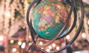 travel world globe