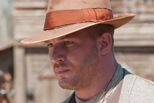 Tom Hardy as Forrest Boundurant