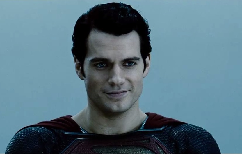 With a smirk like that, who needs super strength?