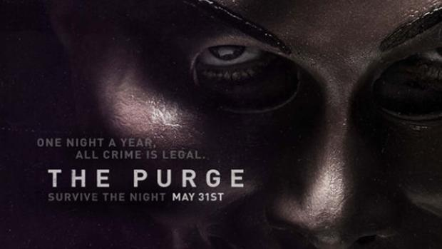 The Purge Film Poster