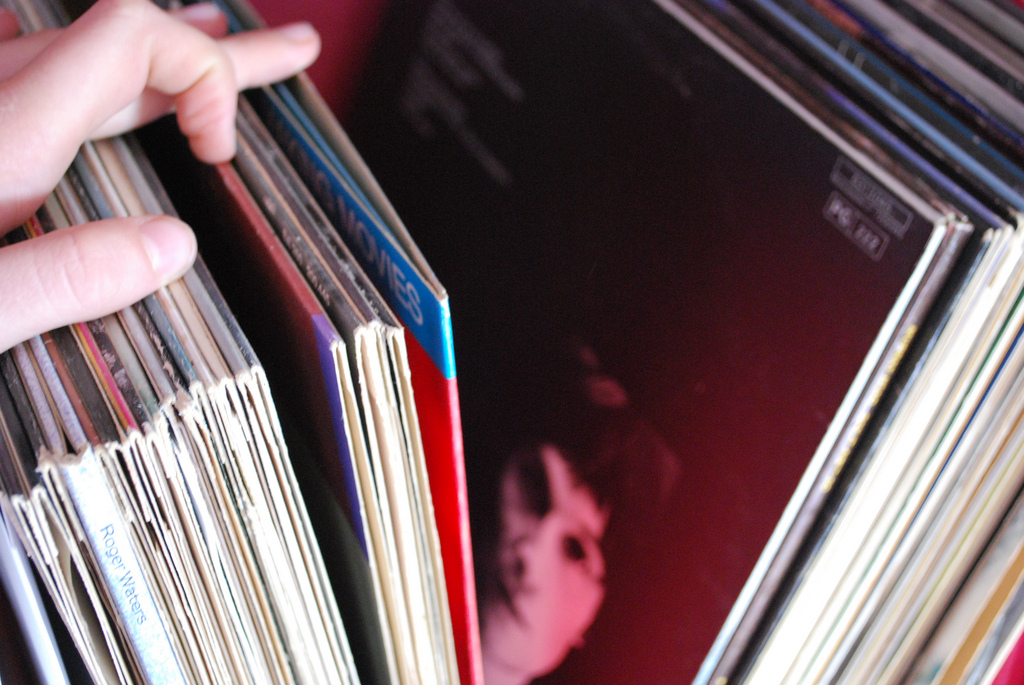 Let the music play: Vinyles are more popular than ever